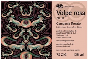 Volpe Rosa